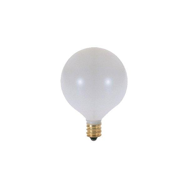 120 Volts Candelabra 40 Watts G16.5 Light Bulb Clear