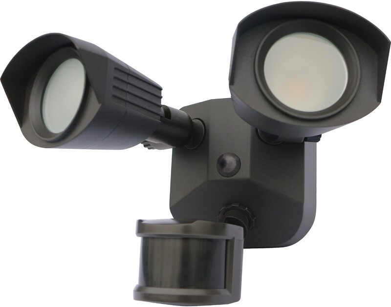 65-219 LED BRNZ SECURITY LIGHT