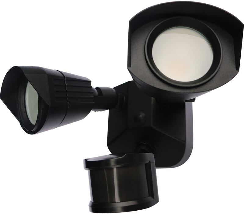 65-221 LED BLK SECURITY LIGHT