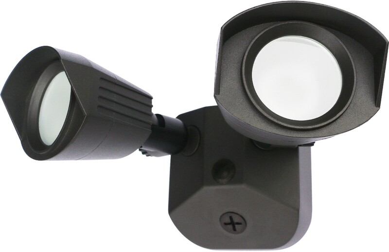 65-218 LED BRNZ SECURITY LIGHT