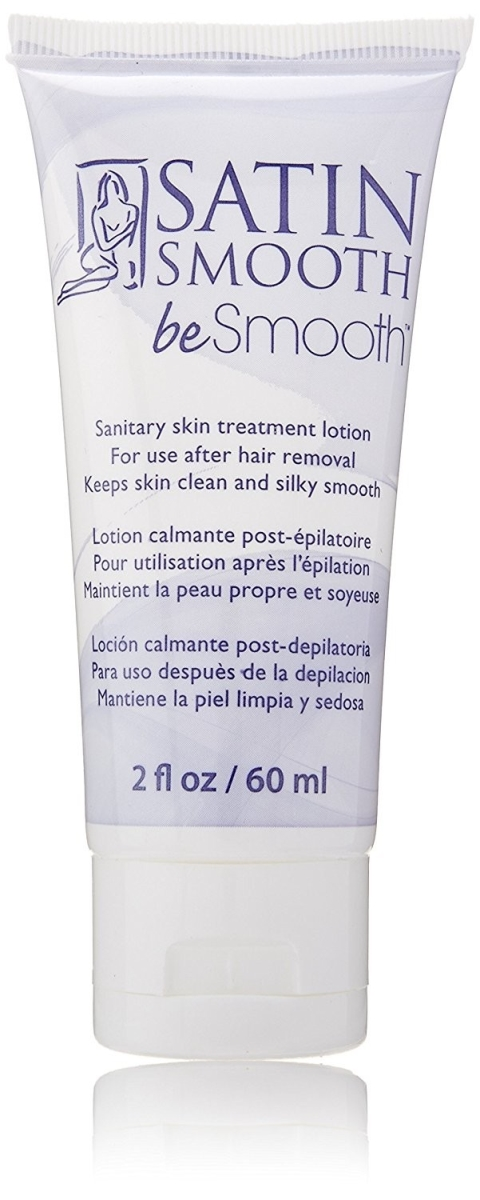 SATIN SMOOTH SSBSCR2 BESMOOTH SKIN TREATMENT LOTION 2oz
