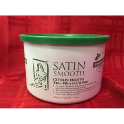 SATIN SMOOTH SSW14MTG CITRUS MOJITO THIN FILM HARD WAX