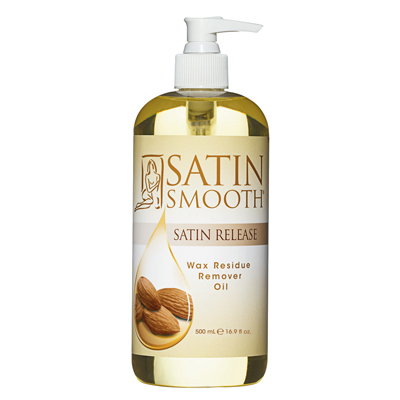 SATIN SMOOTH SSWLR16G SATIN RELEASE 16OZ WAX RESIDUE REMOVER
