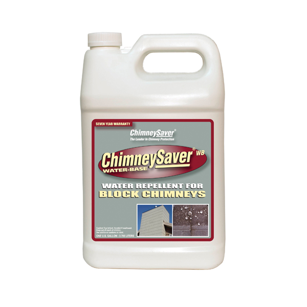 ChimneySaver Water Repellent for Block Chimneys