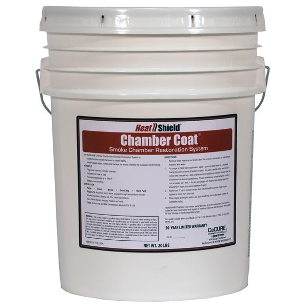 SaverSystems Chamber Coat Smoke Chamber Restoration System