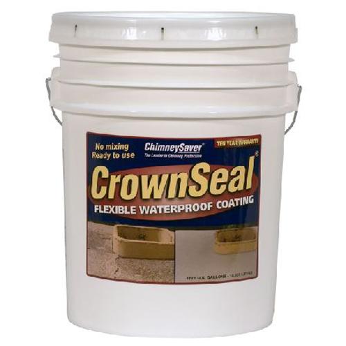 CrownSeal Pre-mixed Flexible Waterproof Coating, 2 Gallon