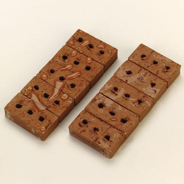 ChimneySaver Sample Bricks - 10/set