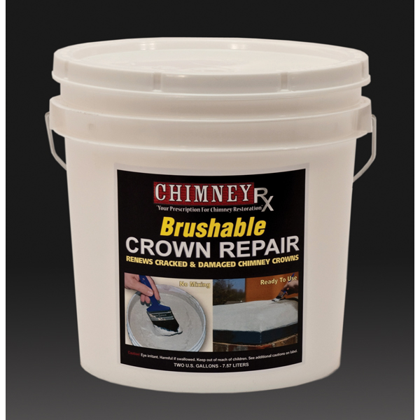 Brushable Crown Repair