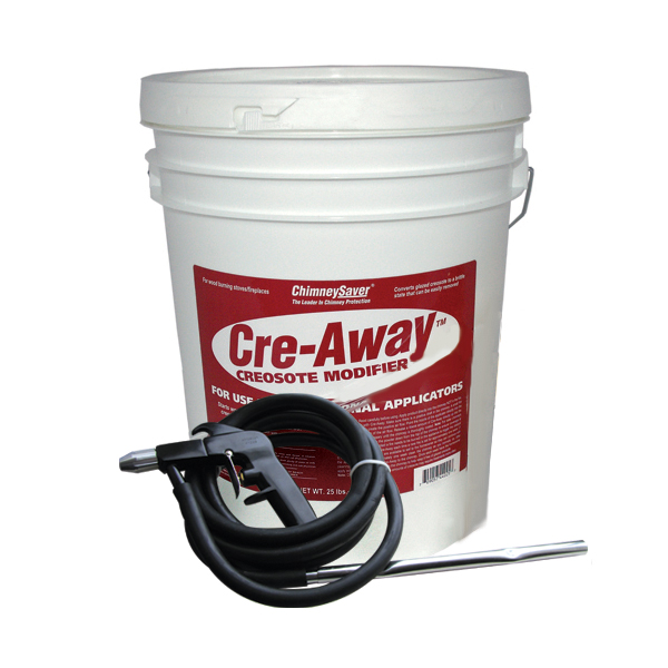 Cre-Away, 25 lb. Container