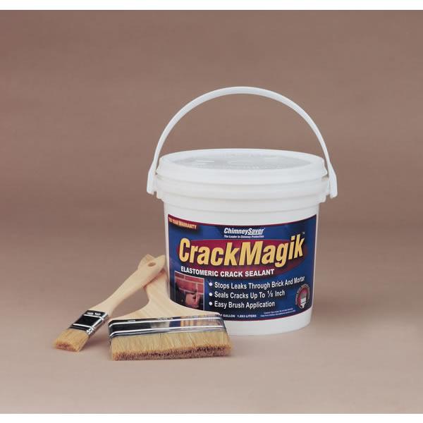 CrackMagik Crack Sealant, 1/2 Gal
