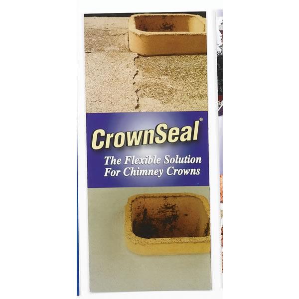 CrownSeal Brochures, Pack Of 100
