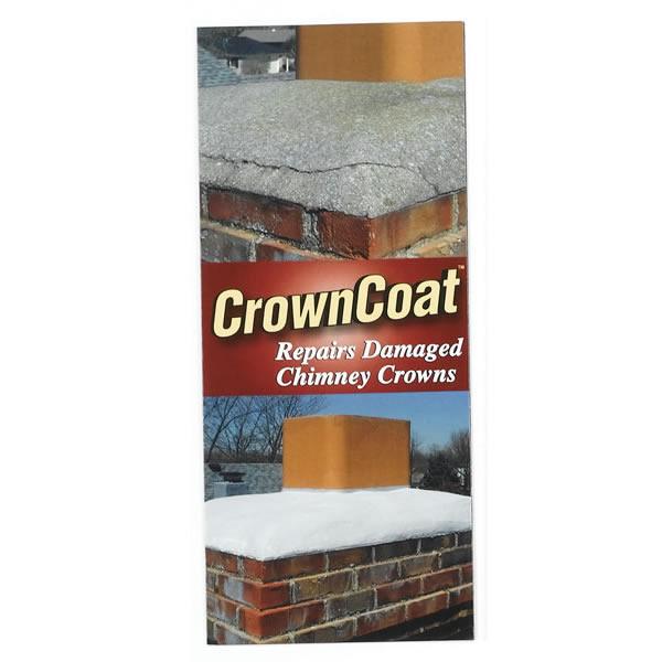 CrownCoat Brochures, Pack Of 100