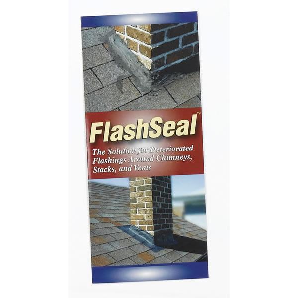 FlashSeal Brochures, Pack Of 100