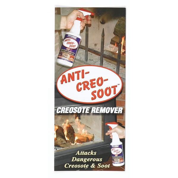 Anti-creo-soot Flyers, Pack Of 100