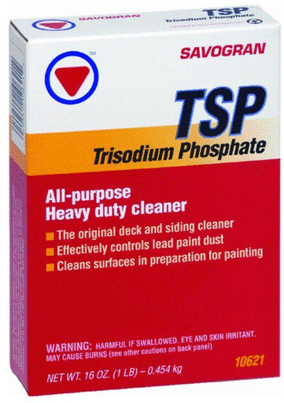 Tsp 1Lb Heavy Duty Cleaner