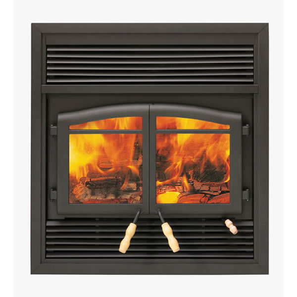 FL-063 Flame Monaco EPA Zero Clearance Fireplace