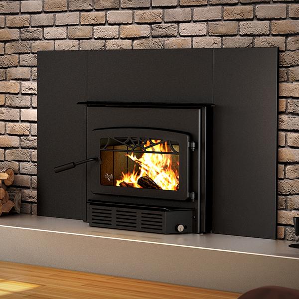 VWFHEI240 - VWFHEI240 Ventis HEI240 Wood Fireplace Insert