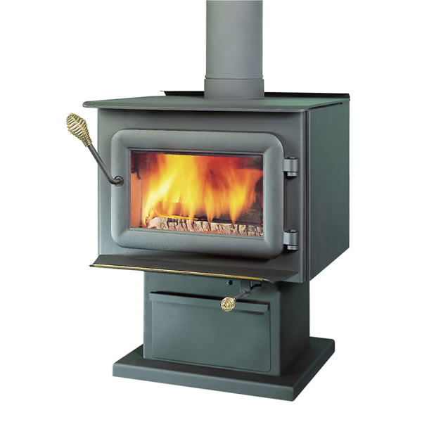 Flame XTD 1.1 Small Steel Wood Burning Stove