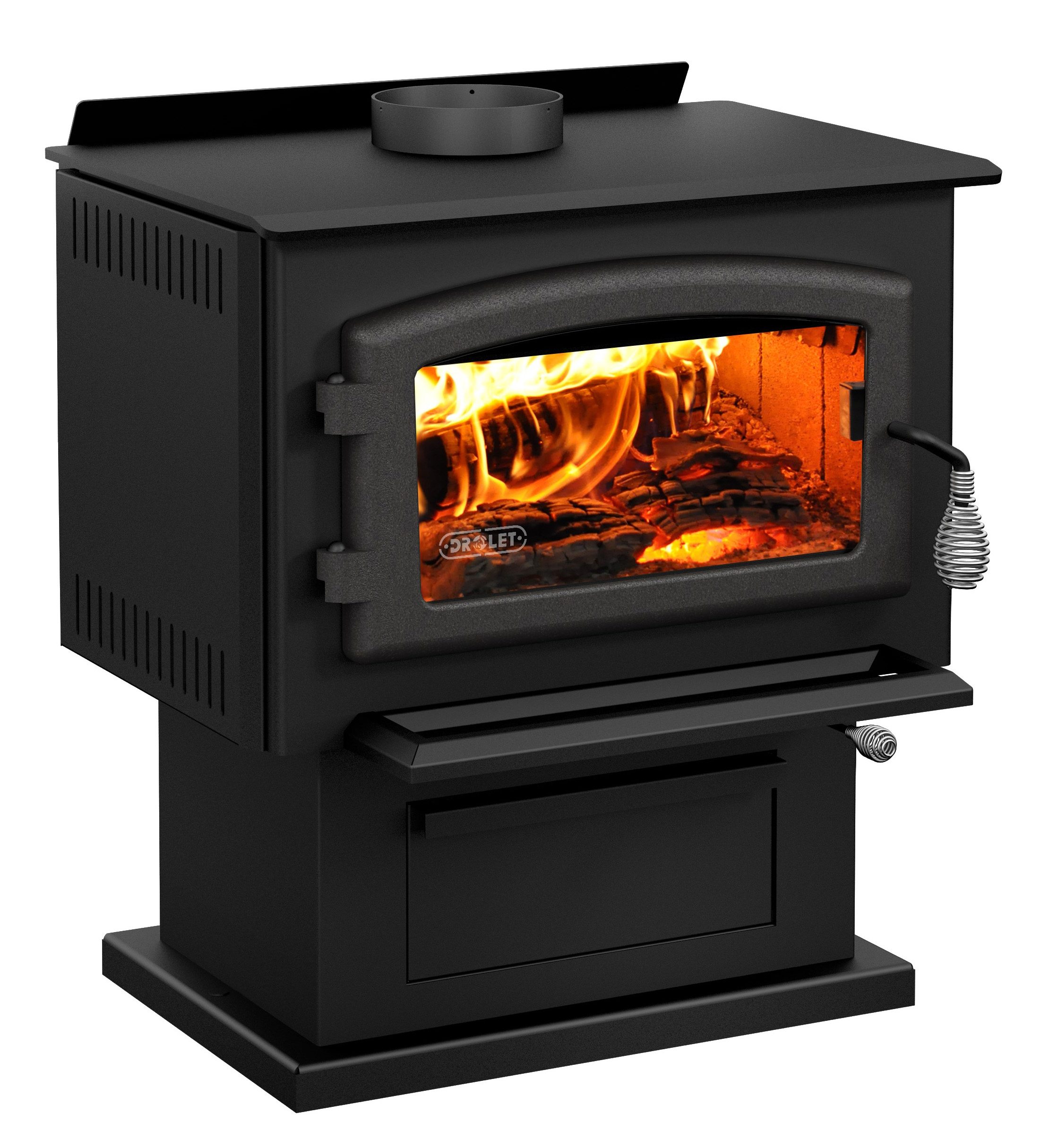 Blackcomb High Efficiency Wood Stove
