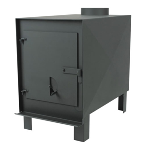 Drolet Hunter Wood Stove, Model# DB00400 at Sears.com