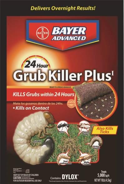 GRUB CONTROL 24HR GRANULE 10LB