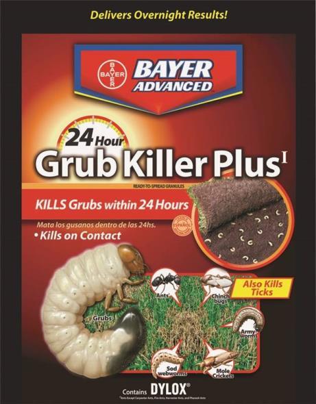 GRUB CONTROL 24HR GRANULE 20LB
