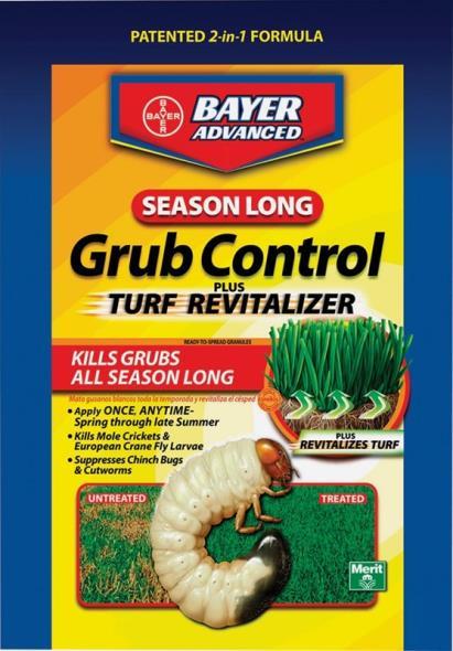 GRUB/TURF CONTROL GRANULE 24LB