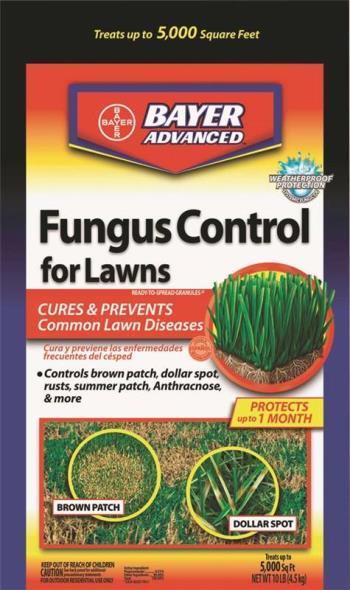 Bayer Advanced 701230A Fungicide Fungus Control, 10 lb, Bag, 5000 sq-ft