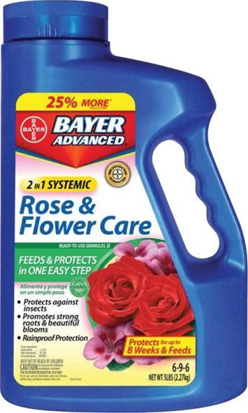 ROSE/FLOWER CARE 2N1 GRAN 5LB