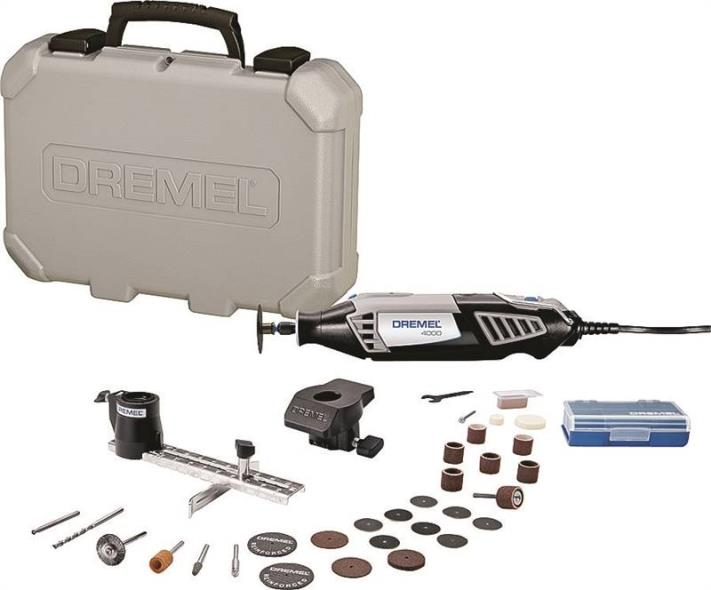 Dremel 4000-2/30 Variable Speed Rotary Kit