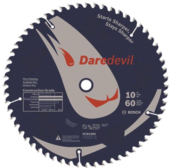 BLADE CIR SAW 10IN 60T