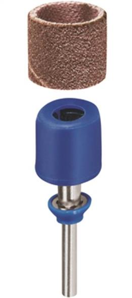 Dremel EZ407SA Mandrel, For Use With All Dremel Rotary Tools and 408, 432, 445 Model 1/2 in Sanding Bands