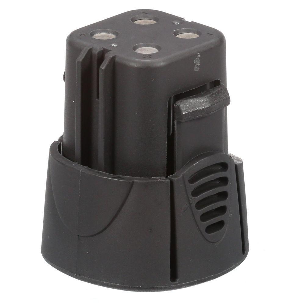 Dremel 755-01 MiniMite Battery Pack, For Use With Dremel 750-02 4.8 V MiniMite Cordless Rotary Tool, Plastic, Black