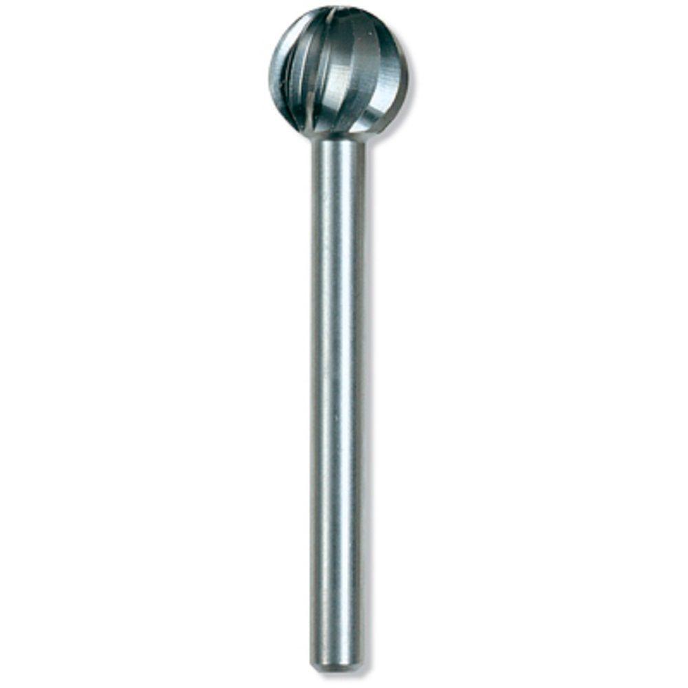 Dremel 114 Rotary Tool Bit, 5/16 in Dia, 1/8 in Shank, 35000 rpm