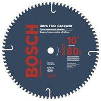 CIRC SAW BLADE CROSSCUT 10-80T
