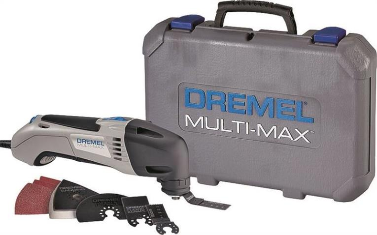 DREMEL MULT-MAX OSCILLATING KIT