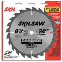 8-1/4 Circular SAW BLADE 24TH CARB