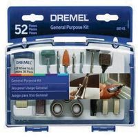 ROTARY TOOL GENERAL SET 52PC