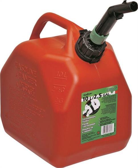 CAN GAS EPA 2.5 GAL