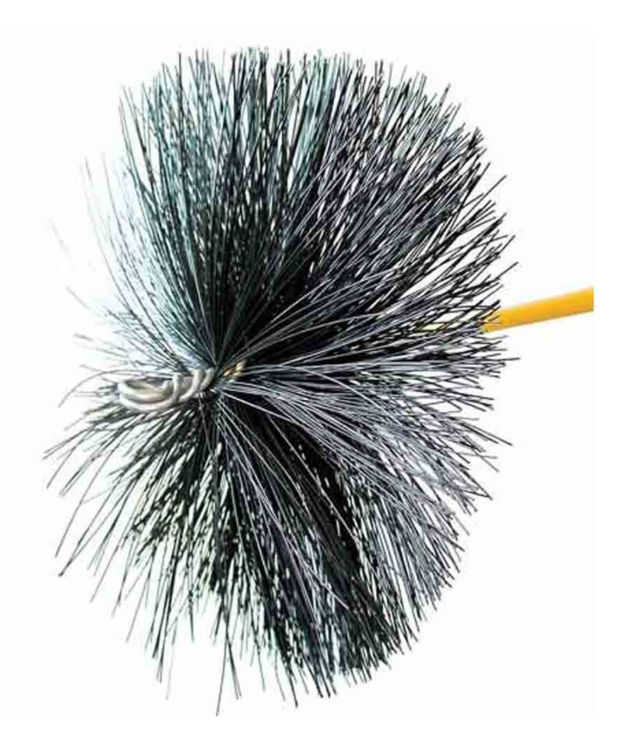 "16"" Round Duct Brush"