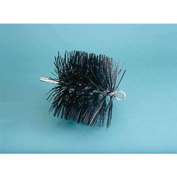 "Prefab Chimney Brush, 8"" Round"