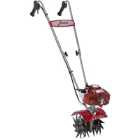 Mantis 7222 Rental Tiller, 9 in Working, 10 in Tilling