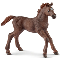 FIGURINE ENG THOROUGHBRED FOAL