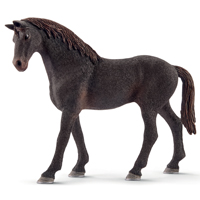 FIGURINE ENG THORBRED STALLION
