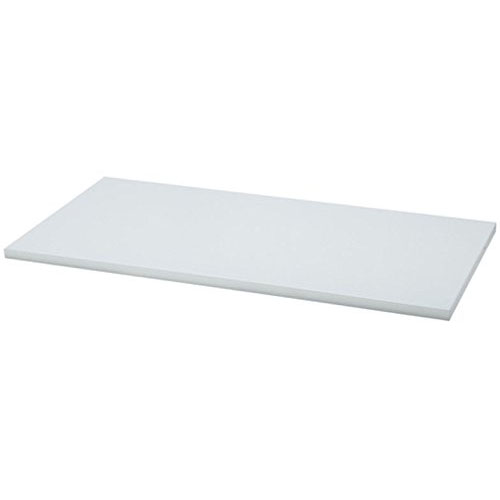 7313-1448-11 48 x 14 White Wood Shelf