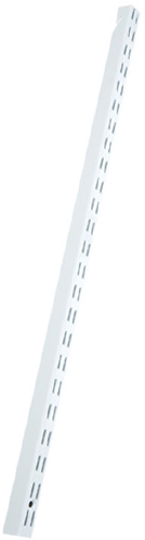 48 INCHES WHITE HANGING UPRIGHT