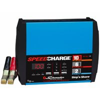 Ship 'N Shore SSC1000A Automatic Speed Battery Charger