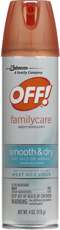 22154 4OZ OFF FAMILY CARE