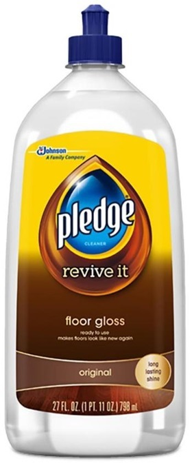 11182 27OZ PLEDGE FLOOR CARE