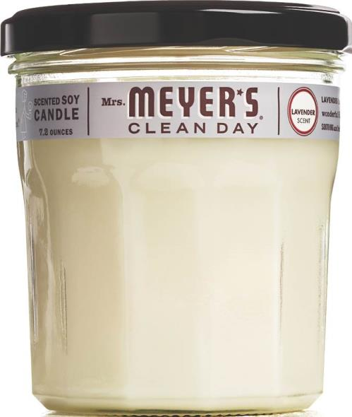 CANDLE SOY LAVENDER 7.2 OUNCES